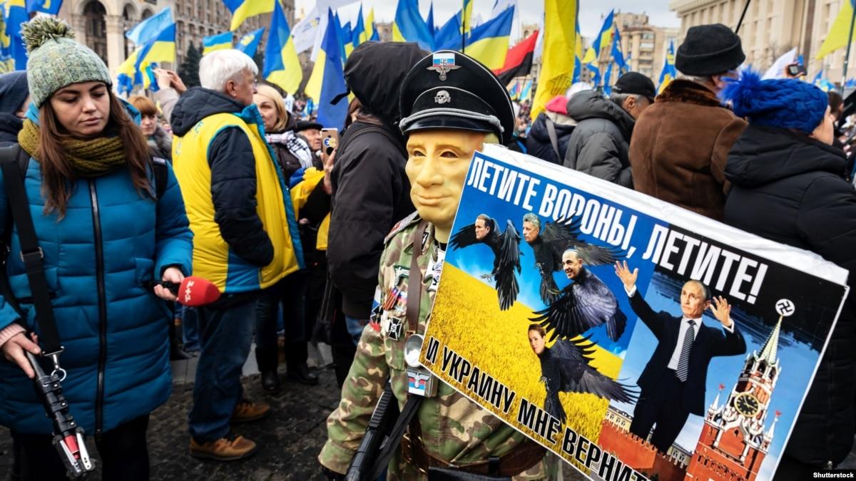 Украина должна противодействовать российской «пятой колонне» (обзор прессы)