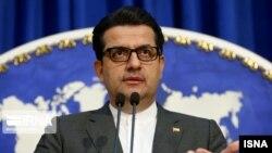 Zëdhënësi i Ministrisë së Jashtme, Abbas Musavi.