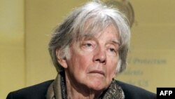 Андре Глюксманн. Париж, январь 2012 года
