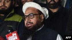 Lideri pakistanez i organizatës, Jamaat-ud-Dawa (JuD), Hafiz Saeed