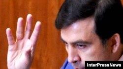 Georgian President Mikheil Saakashvili: Trying to hold onto power?