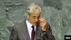 Boris Tadić u obraćanju Generalnoj skupštini UN-a, 23. septembar 2008