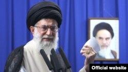 Iran's supreme leader, Ayatollah Ali Khamenei