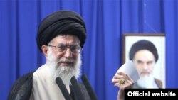 Iran's Supreme Leader Ayatollah Ali Khamenei's status in Iran isn't what it was.