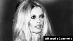 Brigitte Bardot în 1968