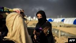 В лагере вблизи города Мосул содержатся 1400 иностранных граждан, среди них могут быть граждане Туркменистана