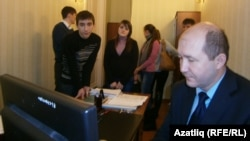 Альберт Нигамаев булачак абитуриентларны терки