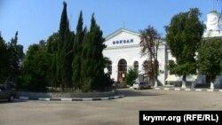 Привокзальная площадь в Севастополе