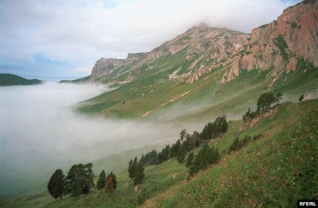 Природа Адыгеи. Кавказский государственный природный биосферный заповедник