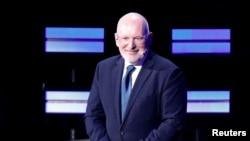 Izvršni potpredsednik Evropske komisije Frans Timermans