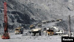 Since 1997, the Kumtor gold mine has accounted for about 12 percent of Kyrgyzstan's total GDP.