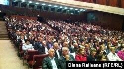 Primarii la o conferință CEC anul trecut