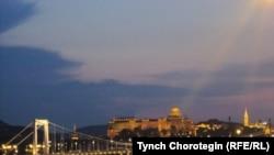 Венгрияның астанасы Будапешт қаласы. (Көрнекі сурет)