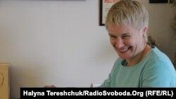 Оксана Новікова, яка 5 років тому виїхала з Криму у Львів
