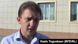 Владислав Мадзигон, Софроний әкейдің адвокаты. Алматы облысы, 24 шілде 2013 жыл