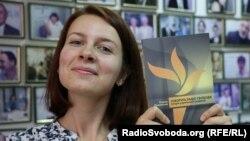 Олена Ремовська, журналіст, автор книги «Говорить Радіо Свобода: Історія Української редакції»
