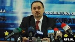 Молдавскиот јавен обвинител Валериу Зубко.