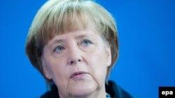 Ангела Меркель, канцлер Німеччини
