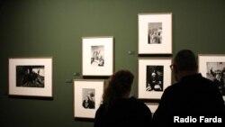 تصاویری از نمایشگاه عکسهای مارتین فرانک در موزه الیزه لوزان