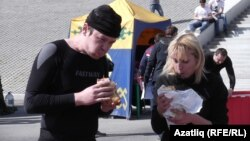 Бутерброд ашау ярышы