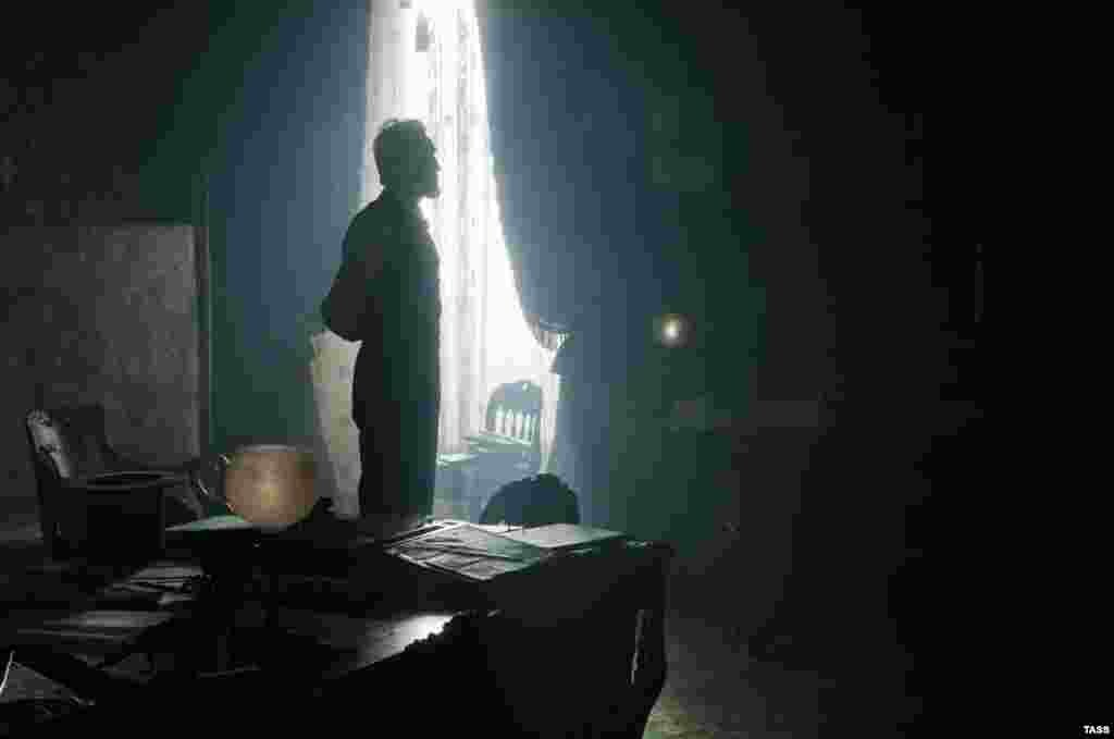 Britansko-irski glumac, Daniel Day Lewis, u filmu, ¨Lincoln¨