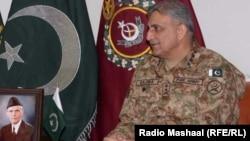 جنرال قمر جاوید باجوه لوی درستیز پاکستان