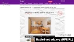Інтер'єр квартири Романа Насірова на Лаймхарбор, 3 у Лондоні