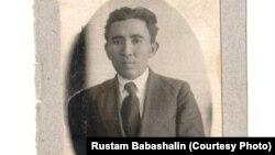 Айткул Бабашалин (1901-1956). Үй-бүлөлүк архивден.