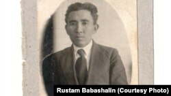 Айткул Бабашалин.