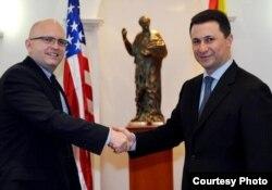 Filip Riker dhe Nikolla Gruevski