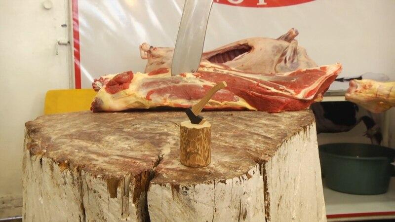 Մսի շուկայում հայտնաբերվել է անհայտ ծագման 880կգ միս