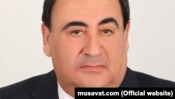 Judge Anvar Seyidov (Enver Seidov)