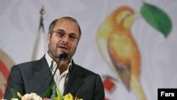 محمد باقر قاليباف، شهردار تهران.