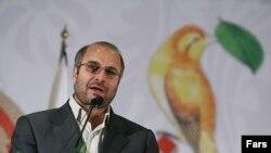 Tehran Mayor Mohammad Baqer Qalibaf
