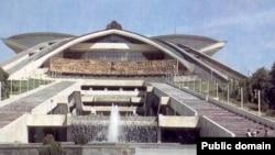 Спортивно-концертный комплекс имени Карена Демирчяна в Ереване