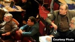 Алексей Порай-Кошиц в театре Льва Додина. Фото Виктора Васильева