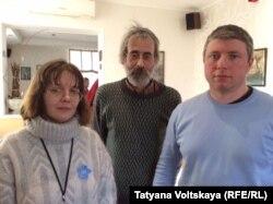 "Активисты петербургской ""Солидарности"""