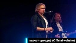 Группа «Белый орел» выступает в Керчи в честь Дня города, 14 сентября 2019 года