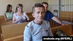 Барыс Анікееў, архіўнае фота
