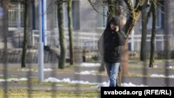 Зьміцер Дашкевіч пасьля падачы заявы пра зьбіваньне падчас адкрыцьця помніка Леніну каля МТЗ 7 лістапада ідзе здымаць пабоі