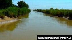 Ջրանցք Ադրբեջանում, արխիվ