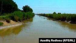 Azərbaycan, su kanalı