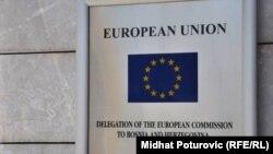 Sjedište Delegacije Evropske komisije u BiH, ilustrativna fotografija