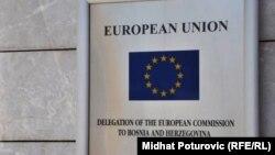 Sedište delegacije Evropske komisije u Sarajevu, BiH, ilustrativna fotografija