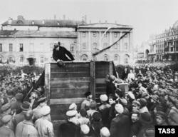 Ленін у Маскве, 1920 год
