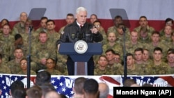 Majk Pens u Avganistanu