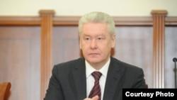 Мәскеу мэрі Сергей Собянин.