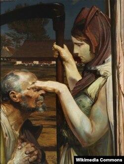 Яцэк Мальчэўскі, «Сьмерць» (1902).