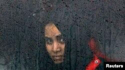 Izbjeglica na tzv. Balkanskoj ruti, ilustracija