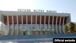 Yarışma Heydər Əliyev Sarayında keçiriləcək